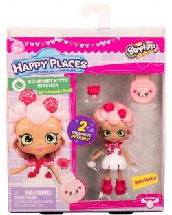 Фигурка Shopkins Happy Places - Berribelle, Серия 3