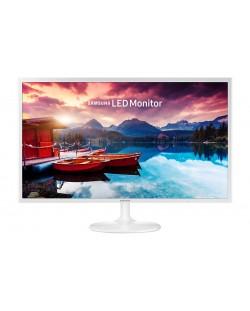 "Samsung S32F351FUU, 31.5"" VA LED, 5ms, 1920x1080, 2xHDMI, 250cd/m2, Mega DCR, 178°/178°, White"