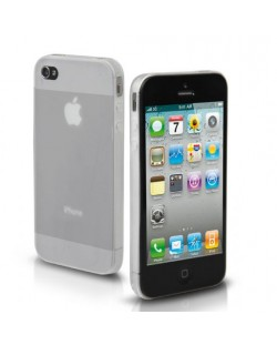 SBS Ultraslim Case за iPhone 5 -  прозрачен-мат
