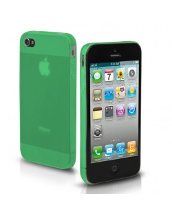 SBS Ultraslim Case за iPhone 5 -  зелен