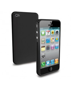 SBS Aero Case TPU за iPhone 5 -  черен