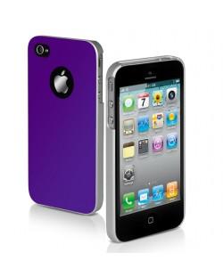 SBS Satiny Case за iPhone 5 -  лилав