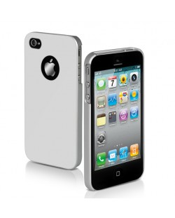 SBS Satiny Case за iPhone 5 -  бял