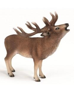 Фигурка Schleich от серията Дивия живот - Животните в Европа: Елен