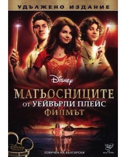 Магьосниците от Уейвърли плейс (DVD)