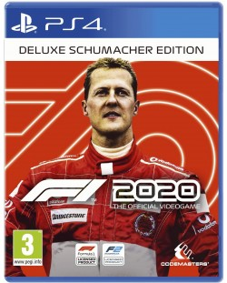 F1 2020 Deluxe - Schumacher Edition (PS4)