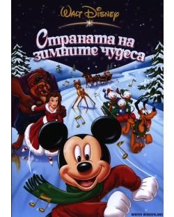 Страната на зимните чудеса (DVD)