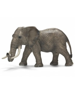 Фигурка Schleich от серията Дивия живот - Африка: Африкански слон - мъжки