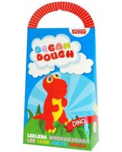 Моделин Sense Dream Dough – Динозавър