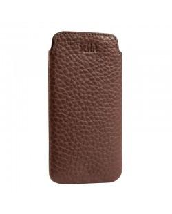SENA Ultraslim Pouch за iPhone 5 -  кафяв