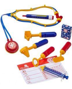Докторски комплект Simba Toys - 10 ч.