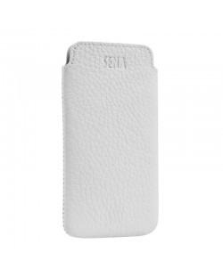 SENA Ultraslim Pouch за iPhone 5 -  бял