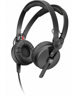 Слушалки Sennheiser HD 25-1 II Basic Edition - черни