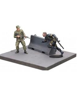 Сглобяем модел Kotobukiya Metal Gear Solid V - Ground Zeroes