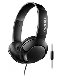 Слушалки Philips SHL4405BK - черни
