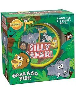 Настолна игра Silly Safari - детска
