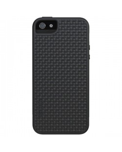 Skech Grip Shock Snap On Case за iPhone 5 -  черен