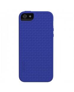 Skech Grip Shock Snap On Case за iPhone 5 -  син