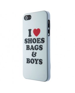 SKILLFWD I love shoes, bags & boys за iPhone 5