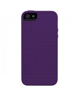 Skech Grip Shock за iPhone 5 -  лилав