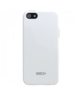 Skech Groove Snap On Case за iPhone 5 -  бял