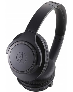 Слушалки с микрофон Audio-Technica - ATH-SR30BTBK, charcoal gray