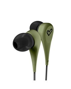 Слушалки Energy Sistem - Earphones Style 1, зелени