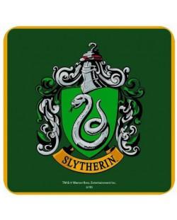 Подложки за чаши Half Moon Bay - Harry Potter: Slytherin, 6 броя