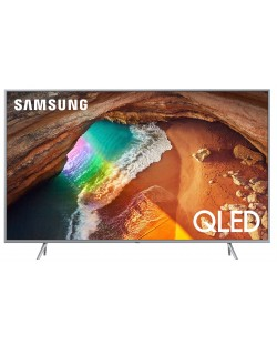 """Смарт телевизор Samsung  43Q60 - 43"""",QLED, QHDR, черен"""