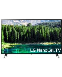 """Смарт Телевизор LG 55SM8500 - 55"""", 4K, Nano Cell, Edge LED, черен"""