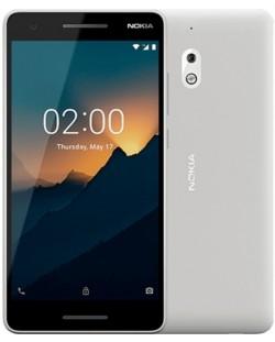 """Смартфон Nokia 2.1 DS - 5.5"""", 8GB, сив/сребрист"""