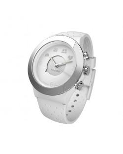 Смарт часовник Cogito Fit - бяло/сиво