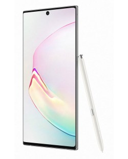 "Смартфон Samsung Galaxy Note 10+, 6.8 "", 256GB, aura white"