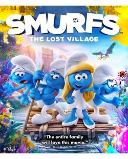 Смърфовете: Забравеното селце (Blu-Ray)