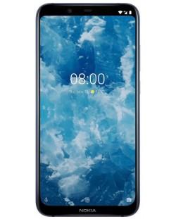 "Смартфон Nokia 8.1 DS - 6.18"", 64GB, син"