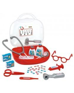 Детски лекарски комплект Smoby - В куфарче