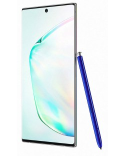 "Смартфон Samsung Galaxy Note 10+, 6.8 "", 256GB, aura glow"