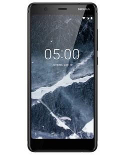 "Смартфон Nokia 5.1 Plus DS - 5.86"", 32GB, черен"