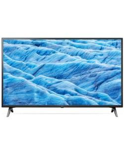 """Смарт Телевизор LG 49UM7100 - 49"""", 4K, Direct LED, черен"""