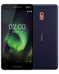 """Смартфон Nokia 2.1 DS - 5.5"""", 8GB, blue/copper"""