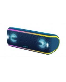 Мини колонка Sony SRS-XB41 - синя