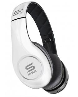 Слушалки Soul SL150 - бели/черни