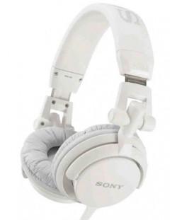 Слушалки Sony MDR-V55 - бели