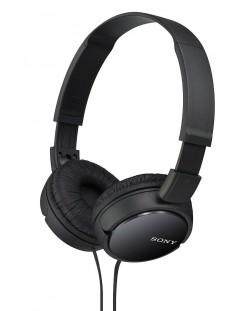 Слушалки Sony MDR-ZX110 - черни