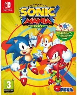 Sonic Mania Plus (Nintendo Swich)
