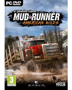 Spintires Mudrunner - American wilds Edition (PC)