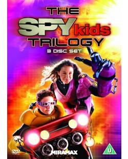 Spy Kids Trilogy (Blu-Ray)