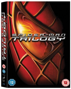 Спайдър-мен Трилогия (Blu-Ray)