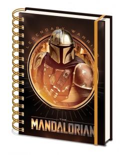 Тефтер Pyramid - Star Wars: The Mandalorian (Bounty Hunter)