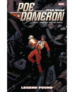 Star Wars Poe Dameron, Vol. 4: Legend Found
